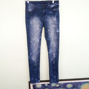 Rock & Republic Bleached Style Skinny Jeans Size 4